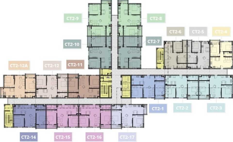 nhà ở xã hội hồng hà eco city tòa ct2