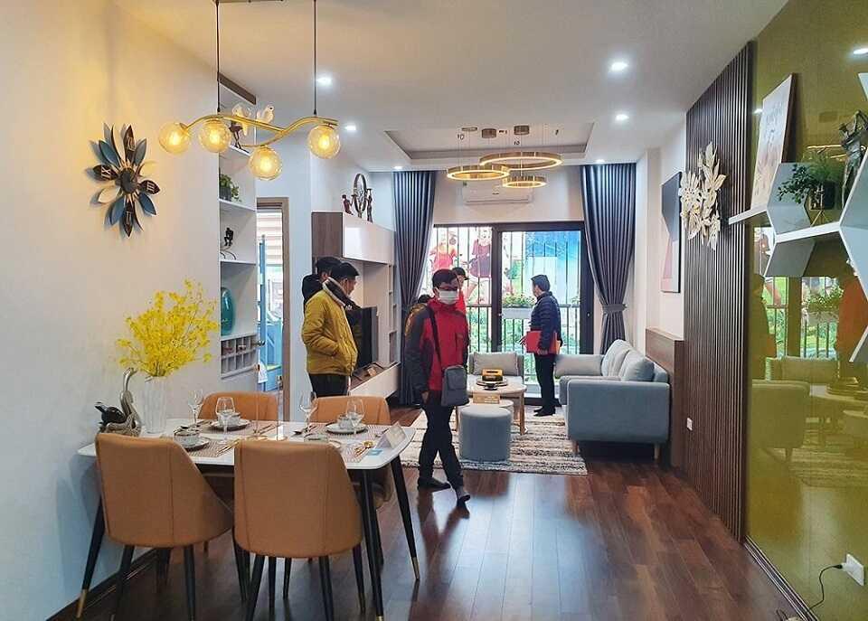 căn hộ chung cư hồng hà eco city